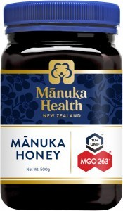 Manuka Health MGO 263+ Manuka Honey 500g