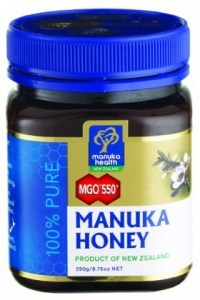 Manuka Health MGO 550+ Manuka Honey 250g