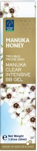 Manuka Health MGO 600+ Manuka clear Intensive BB Gel 30ml