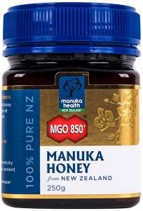 Manuka Health MGO 850+ Manuka Honey 250g