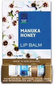Manuka Health Honey Lip Balm 4.5g