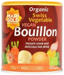 Marigold Bouillon Powder-Organic (Red) 150gm