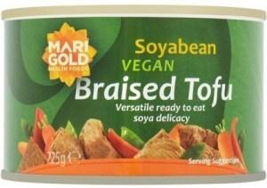 Marigold Braised Tofu 225gm Can