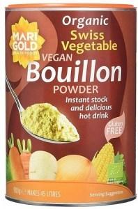 Marigold Swiss Bouillon Powder-Organic (Red) 900gm