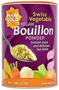 Marigold Swiss Vegetable Bouillon Reduced Salt (Purple) 1kg