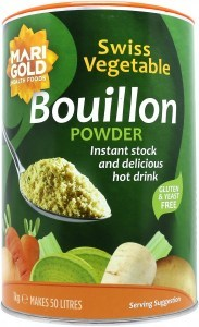 Marigold Swiss Vegetable Bouillon Powder Yeast Free (Green) 1kg