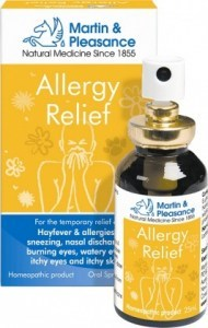 Martin & Pleasance 25ml Allergy Relief