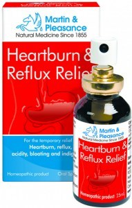 Martin & Pleasance Heartburn & Reflux Relief 25ml