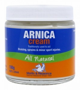 Martin & Pleasance Arnica Cream All Natural x100gm