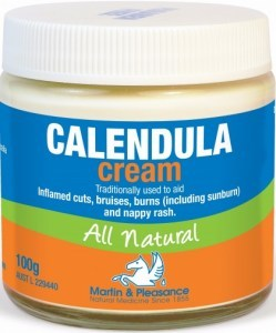 Martin & Pleasance Calendula Cream x100gm