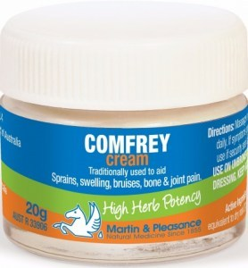 Martin & Pleasance Comfrey Cream 20g