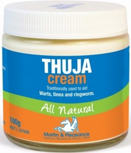 Martin & Pleasance Thuja Cream 100g