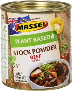 Massel Stock Powder Beef 168gm