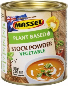 Massel Stock Powder Vegetable  168gm