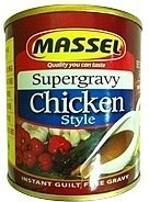 Massel Super Gravy Chicken Style 140gm