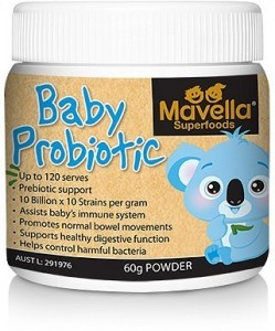 Mavella Superfoods Baby Probiotic Powder 60g