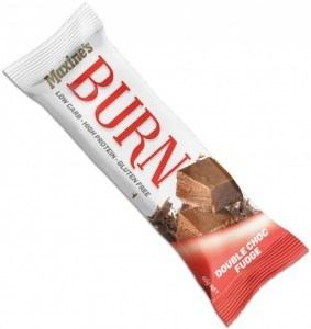 Maxine's Burn Bar Choc Caramel Crunch  12x40g