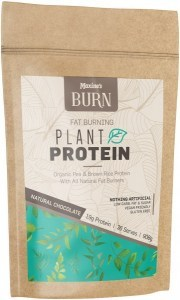 Maxine's Burn Plant Protein Rich Natural Chocolate 908g Bag