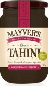 Mayvers Black Tahini Spread  385g