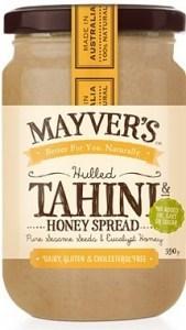 Mayvers Tahini & Honey Spread 390gm