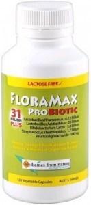 FloraMax Probiotic - 31 Billion Plus 120caps
