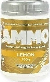 Megaburn Ammo - Electrolyte Replacement Lemon