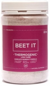 Megaburn Beet-It Thermogenic Low Carb Complete Workout Formula 425g