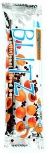Megaburn Blitz - Apricot/Choc - Box 12 Bars x 45g