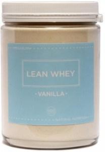 Megaburn Lean Whey Vanilla 600g