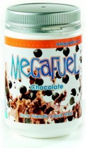 Megaburn Mega Fuel Chocolate 600gm