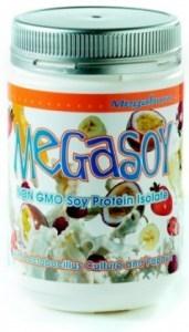 Megaburn Mega Soy 480gms Non Gmo