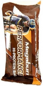 Megaburn Performance Hi-Protein Espresso Bars 24x30g