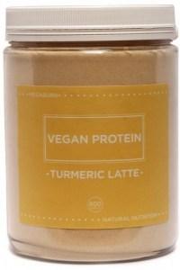 Megaburn Vegan Protein Turmeric Latte Powder 600g