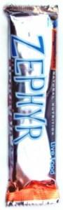 Megaburn Zephyr - Choc Orange - Box 10 Bars 60gm