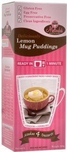 Melindas Lemon Mug Pudding Pre-Mix  200g
