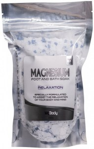 Mgbody Magnesium Foot & Bath Soak Relaxation 350g