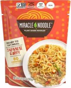 Miracle Noodle Japanese Curry  280g