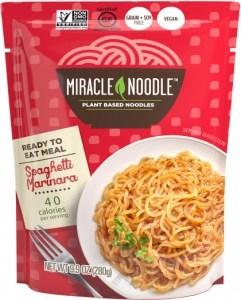 Miracle Noodle Vegan Spaghetti Marinara  280g