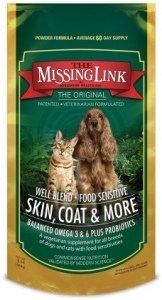 Missing Link Canine & Feline Wellness Blend 454g