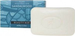 Mount Romance Sandalwood Beauty Bar 100g