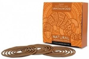 Mount Romance Sandalwood Coil Refills 10Pk