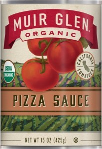 Muir Glen Organic Pizza Sauce 426g