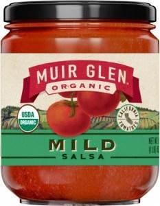 Muir Glen Organic Mild Salsa 454g