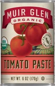 Muir Glen Organic Tomato Paste 170g