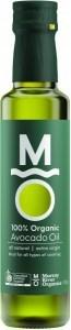 Murray River Organics Organic Avocado Oil  250ml Glass Bottle