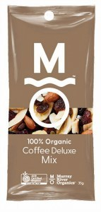 Murray River Organics Organic Coffee Deluxe Trail Mix Shots 12x35g