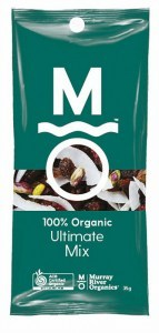 Murray River Organics Organic Ultimate Trail Mix Shots 12x35g