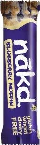 Nakd Blueberry Muffin Bar 18x35g