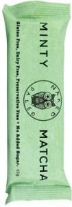 Naked Paleo Minty Matcha Bar  10x65g