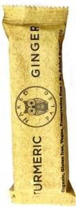 Naked Paleo Turmeric Ginger Bar  10x65g